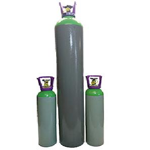 mix gas bottles-u387270